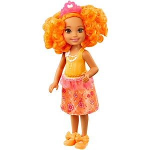 Barbie™ Dreamtopia Orange Rainbow Cove™ Chelsea Sprite Doll
