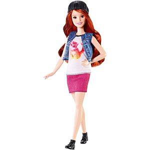 Barbie® Fashionistas® Doll 47 Kitty Cute - Petite