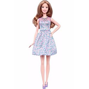 Barbie Fashionistas Doll 53 Lovely In