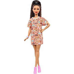 Barbie Fashionistas Doll 56 Style So Sweet Pee
