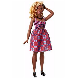 Barbie Fashionistas Doll 57 Zig Zag Curvy