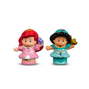 Disney Princess Ariel & Jasmine by Little People®