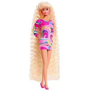 Totally Hair 25th Anniversary Barbie Doll