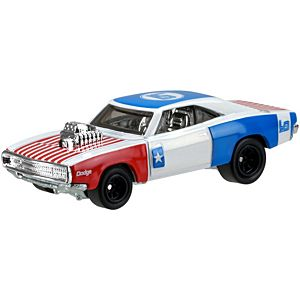 Hot Wheels®  Car Culture '70 Dodge Charger Gt Vehicle