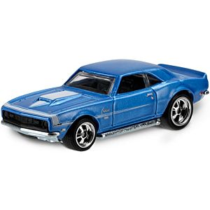 Hot Wheels®  Car Culture '68 Copo Camaro® Vehicle