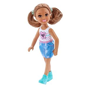 Barbie® Club Chelsea™ Snack Time Doll