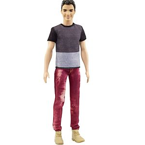 Ken® Fashionistas® Doll 6 Color Blocked Cool