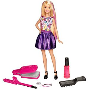 Barbie® D.I.Y. Crimps & Curls Doll