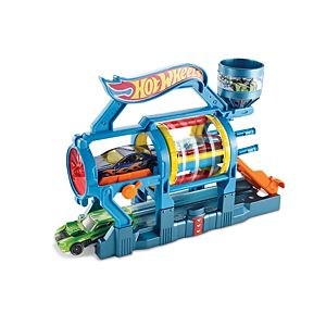 Hot Wheels® Turbo Jet Car Wash Play Set