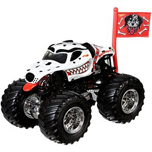 Hot Wheels® Monster Jam®  Monster Mutt®  Dalmation Vehicle