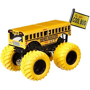 Hot Wheels® Monster Jam® Higher Education Vehicle
