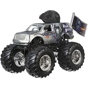 Hot Wheels® Monster Jam® Mohawk Warrior® Vehicle