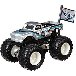 Hot Wheels® Monster Jam® Ice Monster Vehicle
