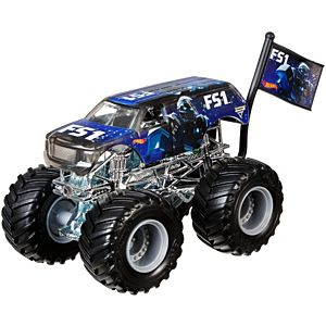 Hot Wheels® Monster Jam® Cleatus Vehicle