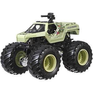 Hot Wheels® Monster Jam® Soldier Fortune™ Vehicle