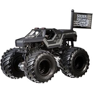 Hot Wheels® Monster Jam® Soldier Fortune Vehicle