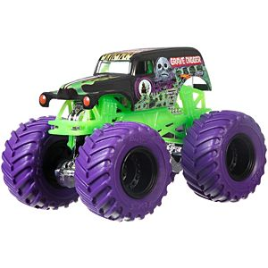 Hot Wheels® Monster Jam® Grave Digger® Vehicle