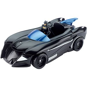 Justice League Action Batmobile™ & Batjet™  Vehicle