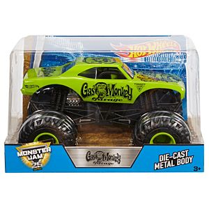 Hot Wheels® Monster Jam® Gas Monkey Garage Vehicle
