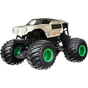 Hot Wheels® Monster Jam® Alian Invasion Vehicle