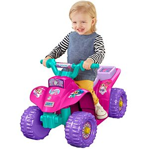 Power Wheels® Nickelodeon™ Shimmer and Shine™ Lil' Quad™