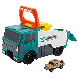Matchbox® Power Launcher Garbage Truck