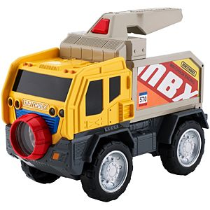 Matchbox™ Rally Truck Vehicle With Flashlight