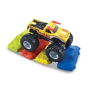 Hot Wheels® Monster Jam® Sto 'N Go Play Set