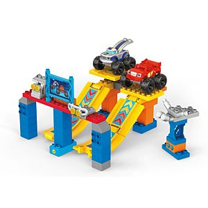 Mega Bloks® Blaze And The Monster Machines™ Monster Dome Raceway