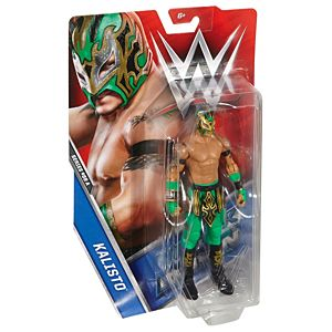WWE® Kalisto Action Figure