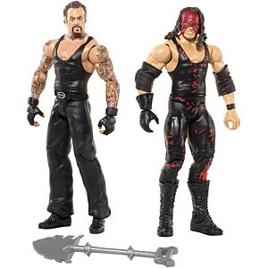 WWE® Kane® & Undertaker® Figures 2-Pack
