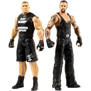 WWE® Tough Talkers™ Undertaker® & Brock Lesnar™ 2-Pack