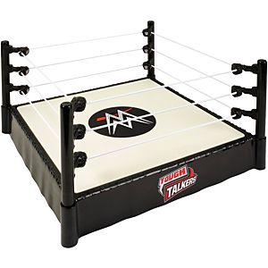 WWE® Tough Talkers Interactive Ring