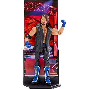 WWE®  Elite Collection Aj Styles™ Action Figure