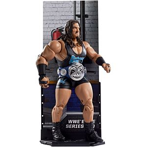WWE® Rhyno™ Elite Collection Action Figure