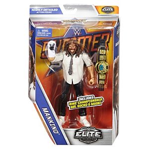WWE® Mankind™ Elite Summerslam™ Action Figure