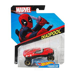 Hot Wheels® Marvel™ Deadpool™ Vehicle