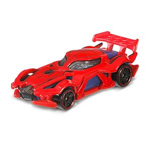Hot Wheels® Marvel™ Spiderman Homecoming™ Spiderman™ Vehicle