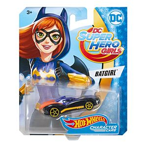 Hot Wheels® DC™ Super Hero™ Girls Batgirl™ Character Car
