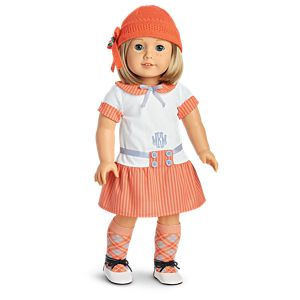 Kit's Mini Golf Outfit for 18-inch Dolls