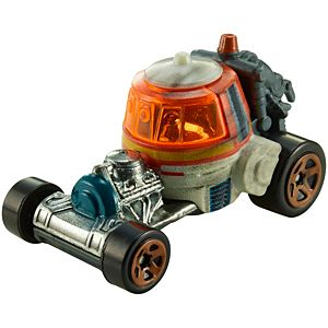 Hot Wheels® Star Wars™ Chopper™, vehicle