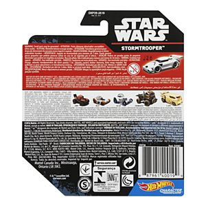 Hot Wheels® Star Wars™ Stormtrooper™
