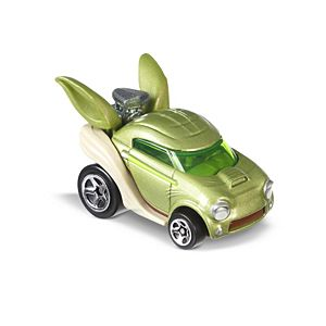 Hot Wheels® Star Wars™ Yoda™