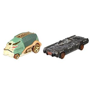 Hot Wheels® Star Wars™ Jabba The Hutt™ vs. Han Solo™ In Carbonite 2-Pack