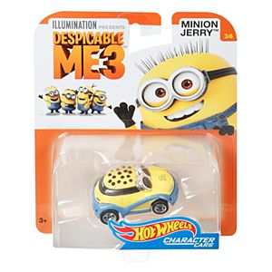 Hot Wheels® Despicable Me Minion Jerry Vehicle