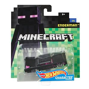 Minecraft® Hot Wheels® Enderman™ Vehicle