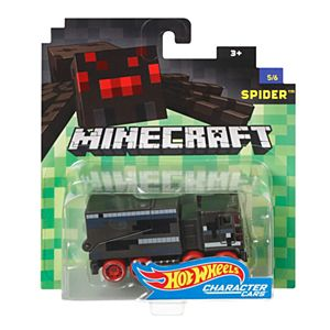 Minecraft® Hot Wheels® Spider™ Vehicle