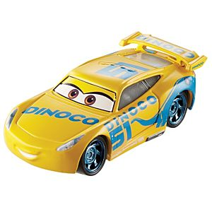 Disney•Pixar Cars 3 Dinoco Cruz Ramirez Die-Cast Vehicle