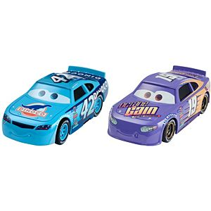 Disney•Pixar Cars 3 Bobby Swift & Cal Weathers Die-Cast Vehicle 2-Pack