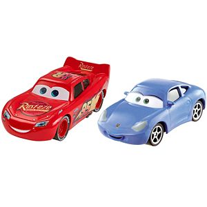 Disney•Pixar Cars 3 Lightning McQueen & Sally Die-Cast Vehicle 2-Pack